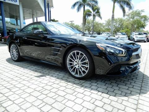 Mercedes benz sl class for sale for Mercedes benz of naples fl