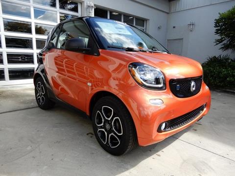 2018 Smart fortwo electric drive for sale in Naples, FL
