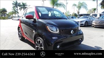 2017 Smart fortwo for sale in Naples, FL