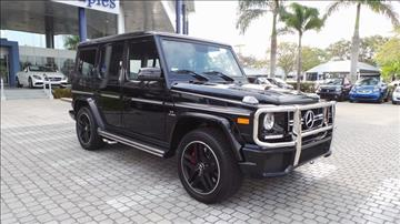 2017 Mercedes-Benz G-Class for sale in Naples, FL
