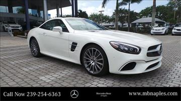 2017 Mercedes-Benz SL-Class for sale in Naples, FL