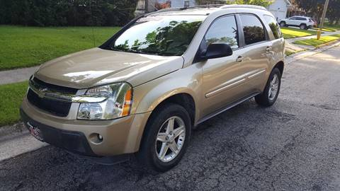 2005 Chevrolet Equinox for sale in Potter, WI