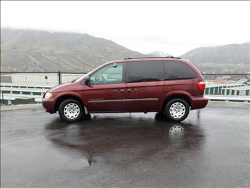 2001 Chrysler Voyager for sale in East Wenatchee, WA