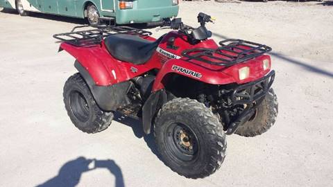 2012 Kawasaki 360 for sale in Beatrice, NE