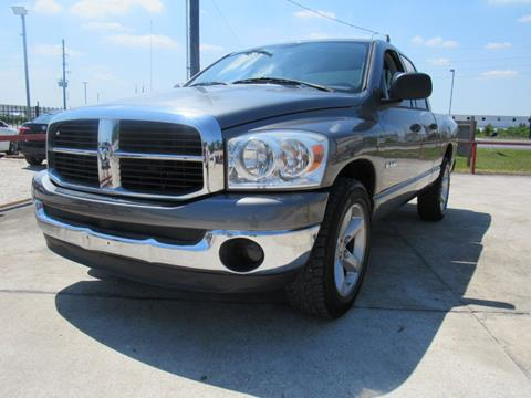 2008 Dodge Ram Pickup 1500 for sale in Humble, TX