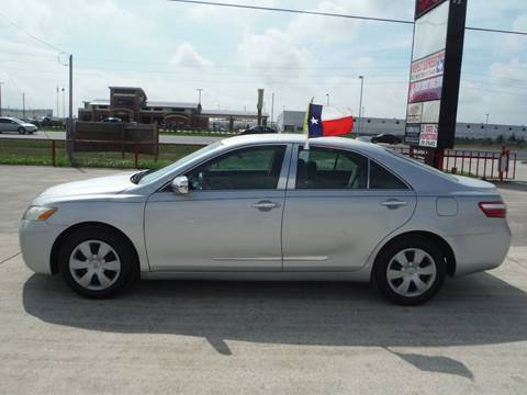 2009 Toyota Camry for sale in Humble, TX