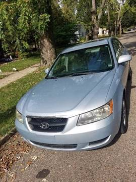 2007 Hyundai Sonata for sale in Lansing, MI
