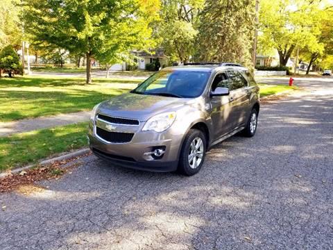 2010 Chevrolet Equinox for sale in Lansing, MI