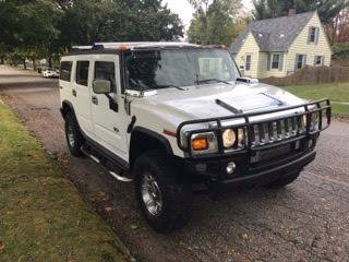 2004 HUMMER H2 for sale in Lansing, MI