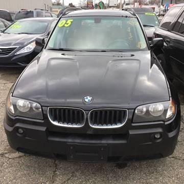 2005 BMW X3 for sale in Lansing, MI