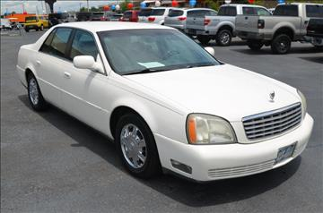 2004 Cadillac DeVille for sale in Maryville, TN
