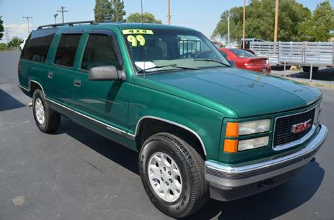 1999 GMC Suburban for sale in Maryville, TN