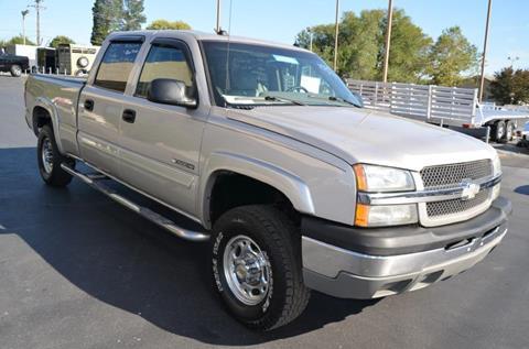 2005 Chevrolet Silverado 1500HD for sale in Maryville, TN