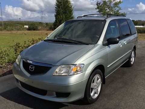 2002 Mazda MPV for sale in Orlando, FL