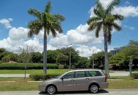 2003 Ford Focus for sale in Pompano Beach FL