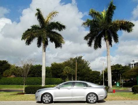 2013 Lincoln MKZ for sale in Pompano Beach FL