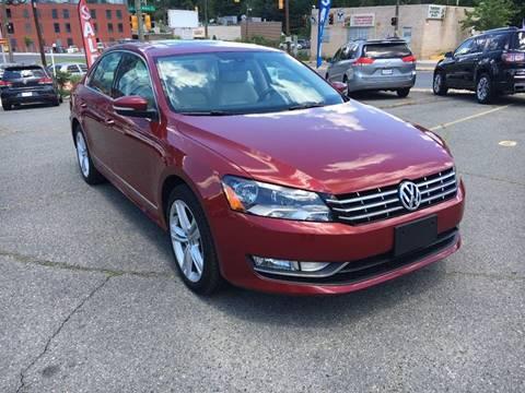 2015 Volkswagen Passat for sale in Rockville, MD