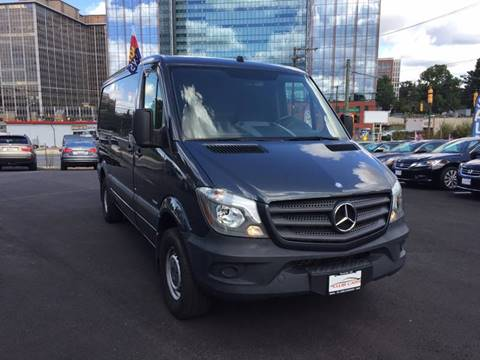 2015 Mercedes-Benz Sprinter Cargo for sale in Rockville, MD