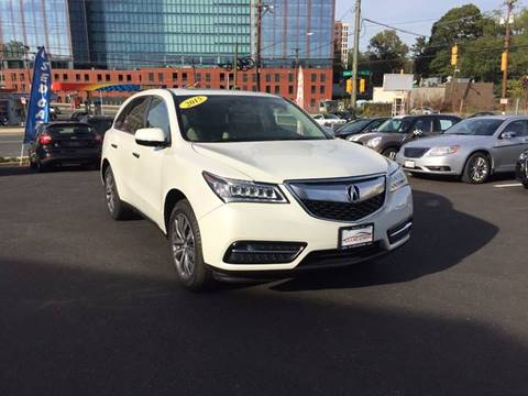 2015 Acura MDX for sale in Rockville, MD