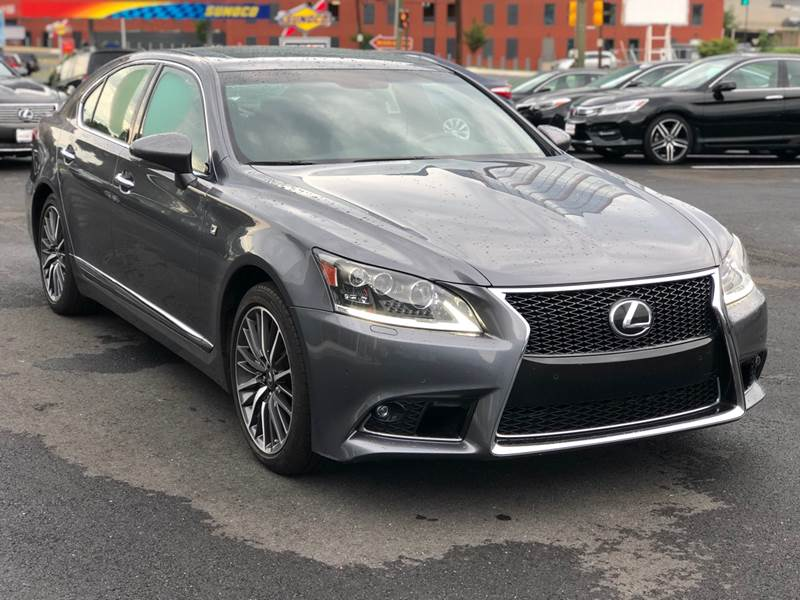 2013 Lexus LS 460 For Sale At Club Cars In Rockville MD