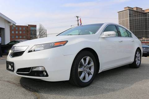 2013 Acura TL for sale in Rockville, MD