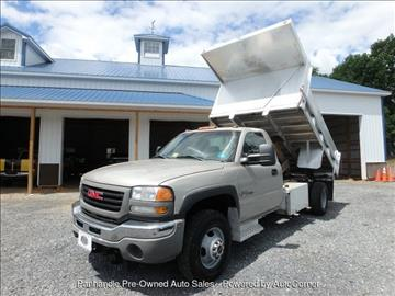 2006 GMC C/K 3500 Series for sale in Martinsburg, WV