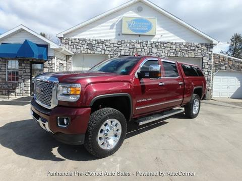 2016 GMC Sierra 2500HD for sale in Martinsburg, WV