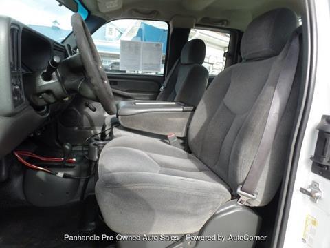 2006 GMC Sierra 2500HD