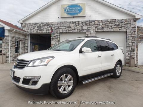 2014 Chevrolet Traverse For Sale In Martinsburg Wv