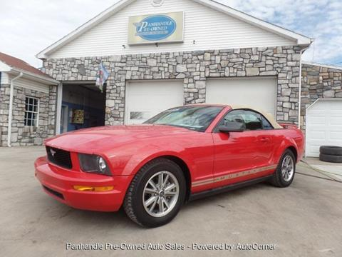 2005 Ford Mustang for sale in Martinsburg, WV
