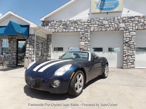 2008 Pontiac Solstice for sale in Martinsburg, WV