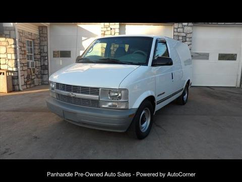2000 Chevrolet Astro Cargo for sale in Martinsburg, WV