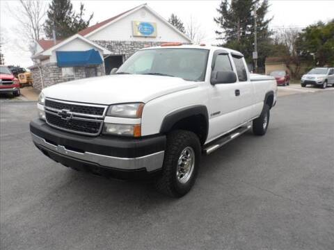 2007 Chevrolet Silverado 2500HD Classic for sale at Panhandle Pre-Owned Auto Sales in Martinsburg WV