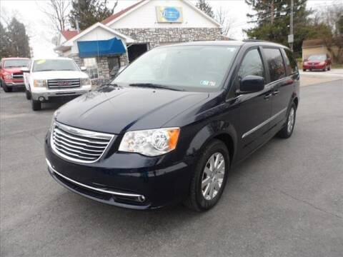 2013 Chrysler Town and Country Touring for sale at Panhandle Pre-Owned Auto Sales in Martinsburg WV