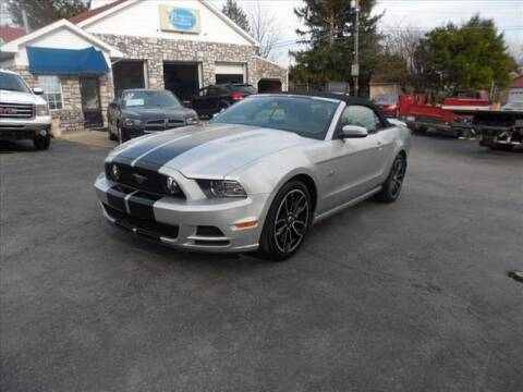 2014 Ford Mustang GT for sale at Panhandle Pre-Owned Auto Sales in Martinsburg WV
