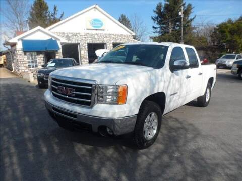 2013 GMC Sierra 1500 SLE for sale at Panhandle Pre-Owned Auto Sales in Martinsburg WV