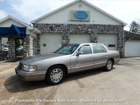 1998 Cadillac DeVille Concours for sale at Panhandle Pre-Owned Auto Sales in Martinsburg WV