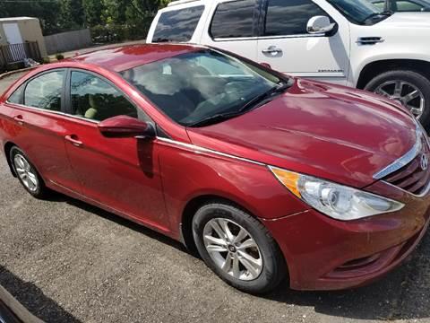 2012 Hyundai Sonata for sale in Greenville, SC
