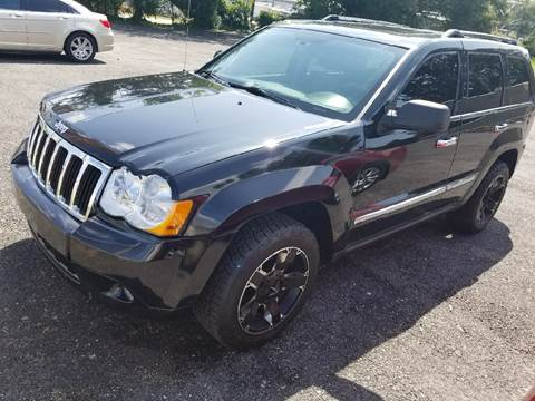 2010 Jeep Grand Cherokee for sale in Greenville, SC