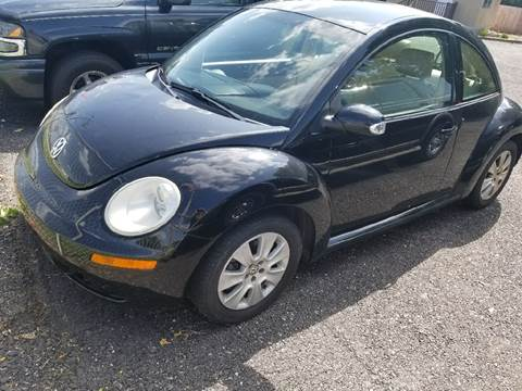 2009 Volkswagen New Beetle for sale in Greenville, SC