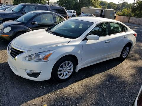 2014 Nissan Altima for sale in Greenville, SC