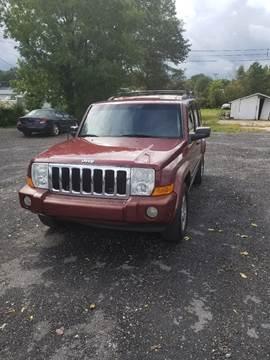 2008 Jeep Commander for sale in Greenville SC