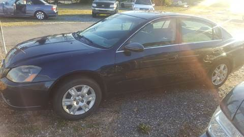 2005 Nissan Altima for sale in Greenville SC