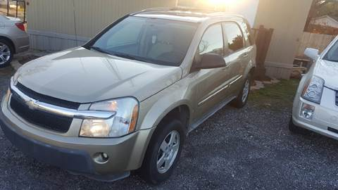 2005 Chevrolet Equinox for sale in Greenville SC