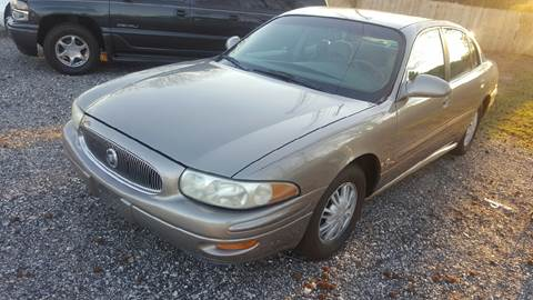 2002 Buick LeSabre for sale in Greenville SC