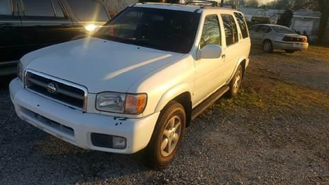 2001 Nissan Pathfinder for sale in Greenville SC