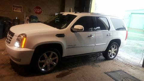 2014 Cadillac Escalade for sale in Greenville SC