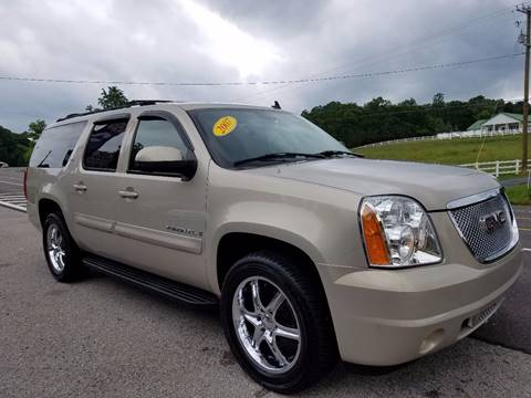 2007 GMC Yukon XL for sale at Car Depot Auto Sales Inc in Seymour TN