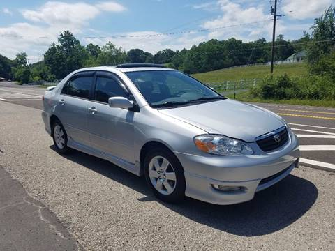 2005 Toyota Corolla for sale at Car Depot Auto Sales Inc in Seymour TN