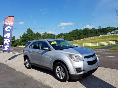 2013 Chevrolet Equinox for sale at Car Depot Auto Sales Inc in Seymour TN